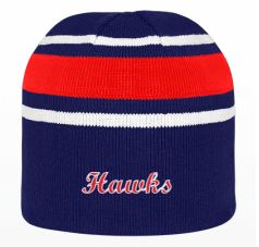 Ice Hawks Beanie Winter Hat