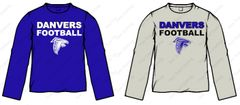 DHS Football LS T-Shirt