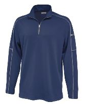 Essex Tech Football 1/4 Zip Pullover
