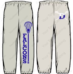 Danvers Lacrosse Sweatpants