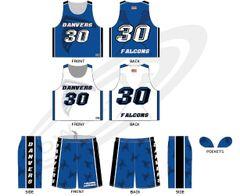 DYL Uniform Set