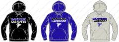 Danvers Lacrosse Hooded Sweatshirt