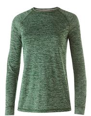 Pentucket Youth Lacrosse Women's Long Sleeve Work-Out Shirt