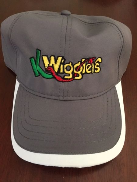 KWigglers Low Profile Performance Cap - Center Logo (Multiple Color Options)