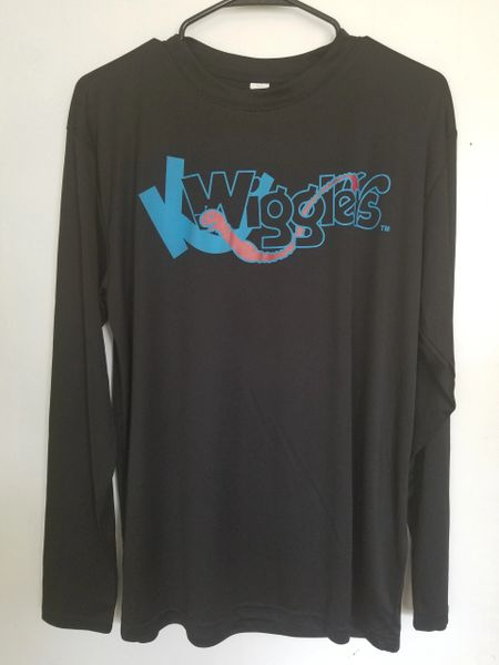 KWigglers Dry Fit Long Sleeved Shirts Style2- 2 Colors