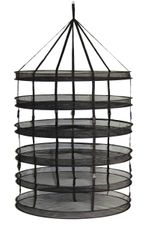 "HomeGro - 6 tier 36"" drying rack"