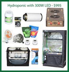 2x4x6.5 Hydro Grow Package