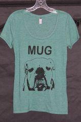 MUG Shirts Women L Evergreen