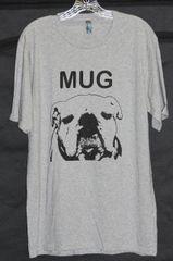 MUG Shirts Men L Light Grey