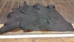 Buffalo double shoulder black color about 12-15 sq ft/ j6-47
