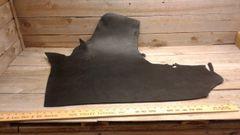 Black Harness Leather (single head) Cow Hide 10 -12 oz-J6-33