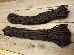 odd cut Continues Length Lace bundle-(1 bundle ) DARK BROWN colors