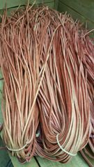 4 ft shoe lace 1/8 wide 2 tone PINK