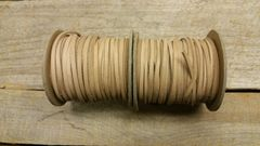 veg tanned lace natural no toxic dyes or chemical.F8-10