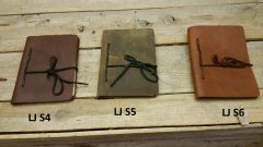 Leather Journal ( pocket size )