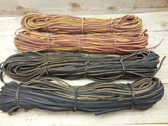 odd cut Continues Length Lace bundle-(4 bundle deal) mixed colors