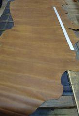 Cow Hide Leather/oil-tanned/Medium Brown/5-6oz/Big Hide/Z3-517
