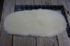 sheepskin moccasins Insole (4 sizes) 1 pair