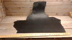 Black Harness Leather (single head) Cow Hide 10 -12 oz-J6-32