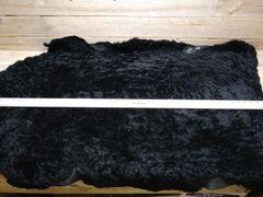 Premium Sheep Skin / Rug-Black