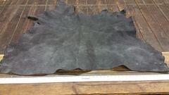 Buffalo double shoulder black color about 12-15 sq ft/ j6-43
