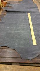 Gray/Black Oil-tan Cow Hide Side S-226
