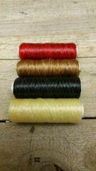 ARTIFICIAL DEER SINEW ( four colors ) 20 yards spool