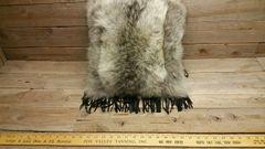 COYOTE fur pillow V1-3