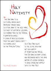 Holy Nativity Soul Card