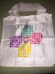"""Compassion"" Artwork Reusable Bag"