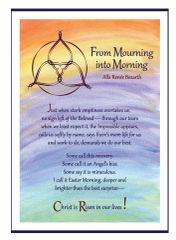 From Mourning into Morning - Full-page Artwork