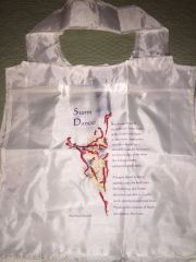 """Storm Dancer"" Reusable Shopping Bag"
