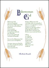 Bakerwoman God - Soul Card