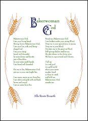 Bakerwoman God - Soul Card