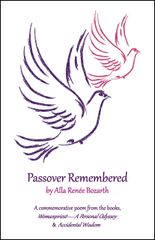 Passover Remembered — Chapbook