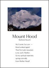 Mt. Hood Soul Card