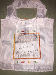 """We Are the Wilderness"" Reusable Shopping Bag"