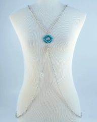 Body Chains Silver or Gold Tone