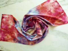 Bamboo Rayon Scarf Multi Colored