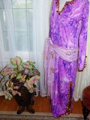 Belly Dance Dress Saidi Dress Folkloric Costume