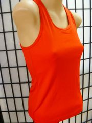 Red Racer Back Tank Top