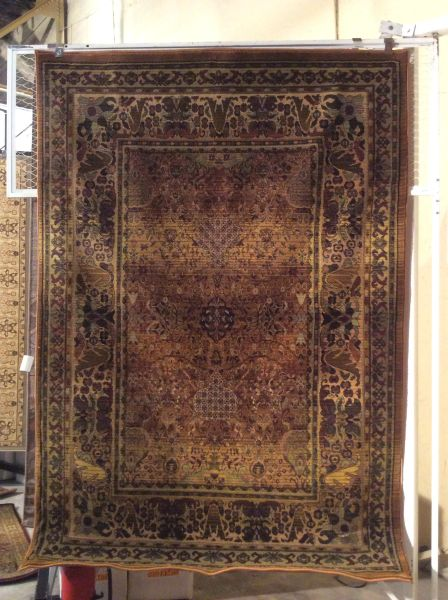 Tea Wash 5x8 machine made rug.sold out