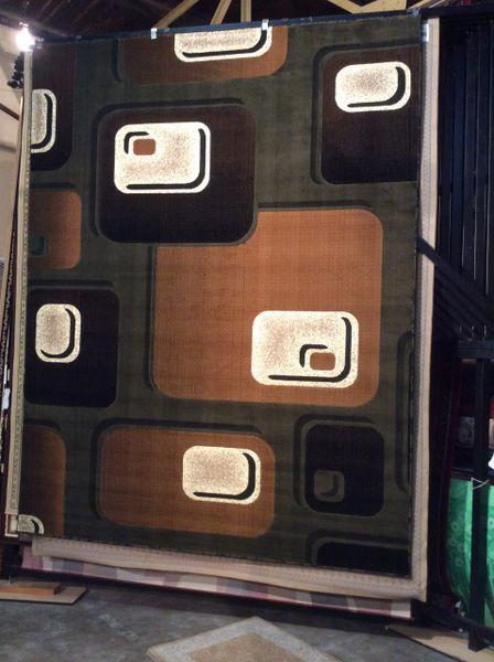 Square design 8x11 Machinemade