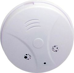 HCSmokeSD: Smoke Detector SD Hidden Camera