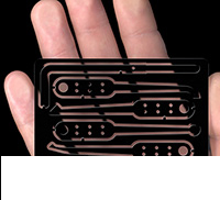 Lock Pick Access Card