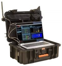 Delta X 100/4 Spectrum Analyzer - DX100-4