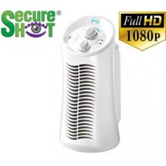 NEW! SecureShot Full High Definition 1080P Mini Air Tower Camera/DVR with Night-vision.