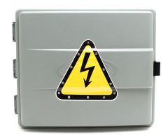 BBIP2JunctionBox: Bush Baby IP 2 Outdoor Junction Box with NIght Vision