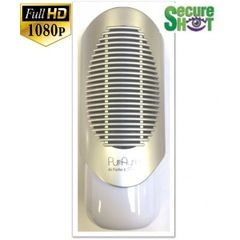 NEW! SecureShot Full High Definition 1080P Air Cleaner Camera/DVR-128GB SD card support