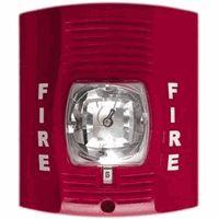 Guard Fire Alarm Strobe light Spy Camera